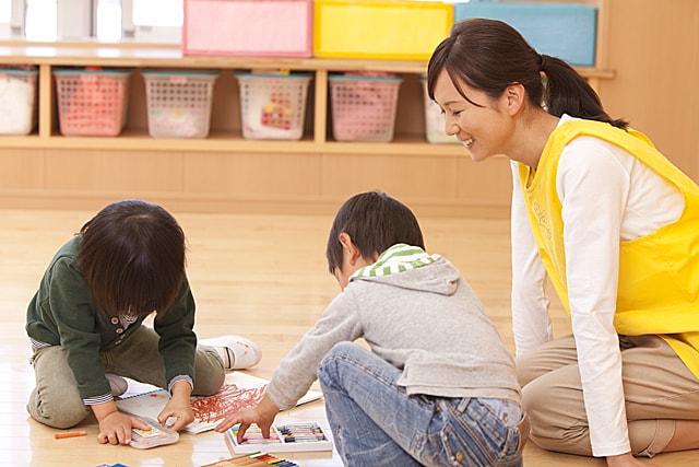 神奈川県大和市の社会福祉法人紫苑会 上和田保育園の保育求人|(id:145088)|保育ひろば